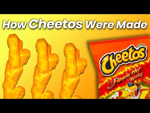 A 4th Grade Drop Out Invented Flamin' Hot Cheetos While Mopping Floors