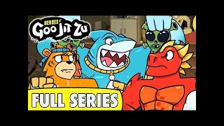 Heroes of Goo Jit Zu   CARTOON   Full Series   TOYS OUT NOW!