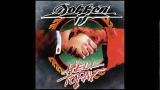 Watch Dokken Still Im Sad video