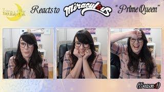 ★Luna-TK Reacts to Miraculous! Season 2! (Prime Queen)★