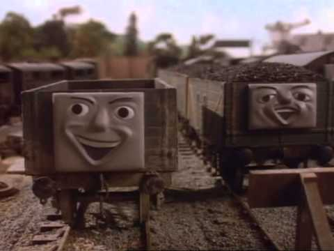 Thomas The Multi-Language Tank Engine - The Multilingual ... Diesel Truck Meme