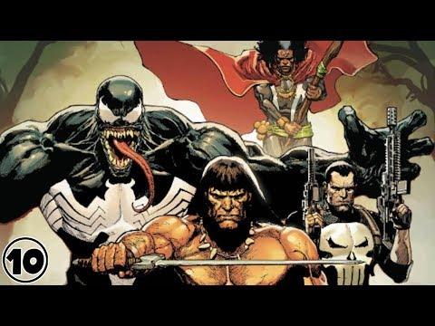 Top 10 Newest Avengers - Part 2