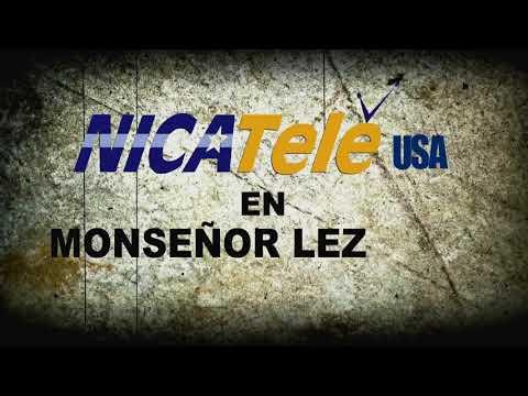 BARRIO MONSEÑOR LEZCANO EN MANAGUA NICATELE USA 25 DE MARZO