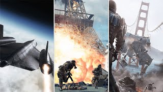 Call of Duty MOST EPIC Campaign Moments (2003-2020)