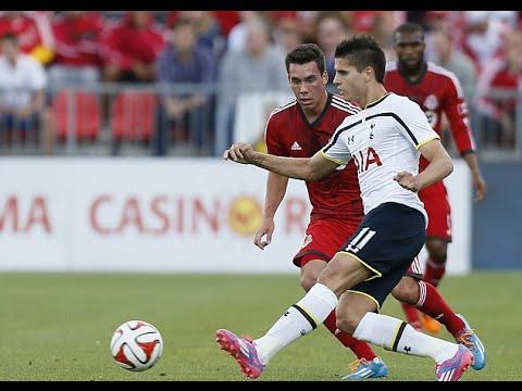 Erik Lamela vs Toronto FC (A) - Club Friendly (HD)