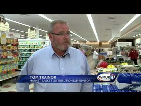 Fired Market Basket manager back on the job