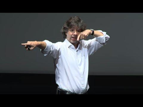 A incapacidade de rirmos sobre nós próprios | Ricardo Cintra Ricardo Porém | TEDxYouth@Leiria