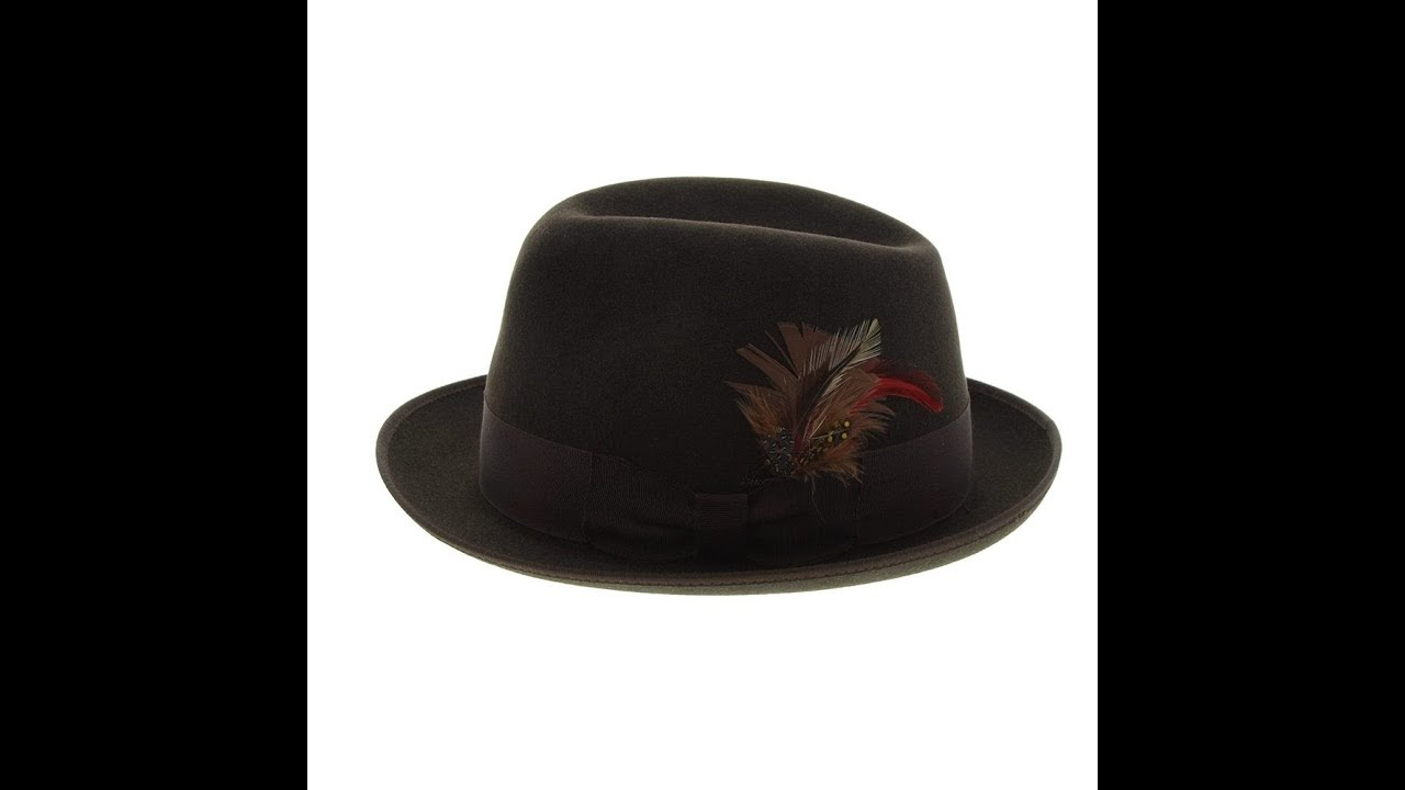 Akubra Stylemaster Loden Hat- Hats by the Hundred - YouTube fc4a8742377f