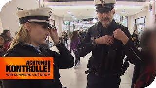 Nachträglicher Video-Beweis! Polizei muss Zug-Streit schlichten | Achtung Kontrolle | kabel eins