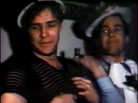 Rare Marlon Brando Home Movies with Monty Clift - Marilyn Monroe's Friends