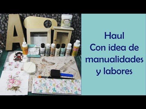 haul-tienda-conideade-manualidades-y-labores🌸