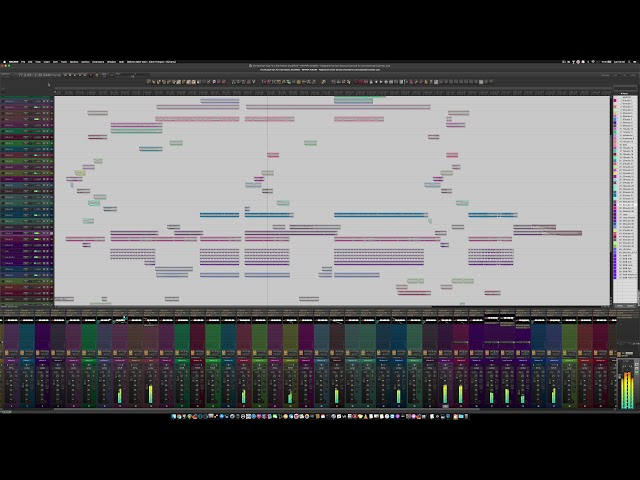 The Musical Toys For Little Robots (Sound Design For Music-Remake)