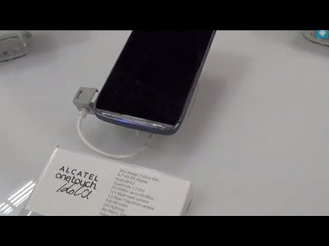 Alcatel One Touch Idol Alpha: la videopreview di Androidblog.it