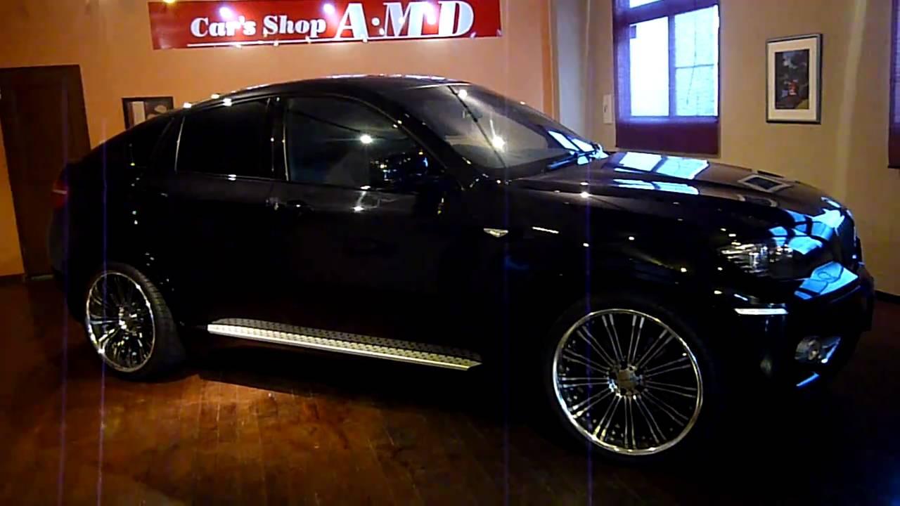 A.m.d 特選中古車 2009年 Bmw X6 Youtube