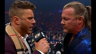 MJF Joins Chris Jericho's Inner Circle | AEW Dynamite: Nov. 13, 2019