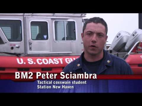 Coast Guard Tactical Coxswain Training