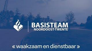 Politie Noordoost-Twente Prio 1 Spookrijder