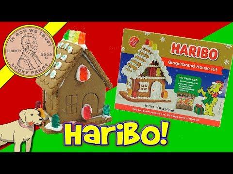 Haribo Christmas Gingerbread House Kit