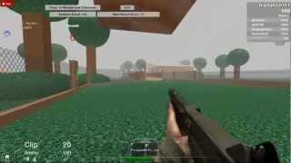 roblox zombie gameplay part 1 shi no numa