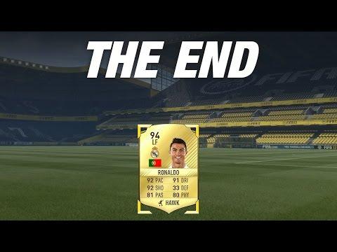 """FIFA 17: SBCs to Ronaldo EP4 - """"The End"""""""