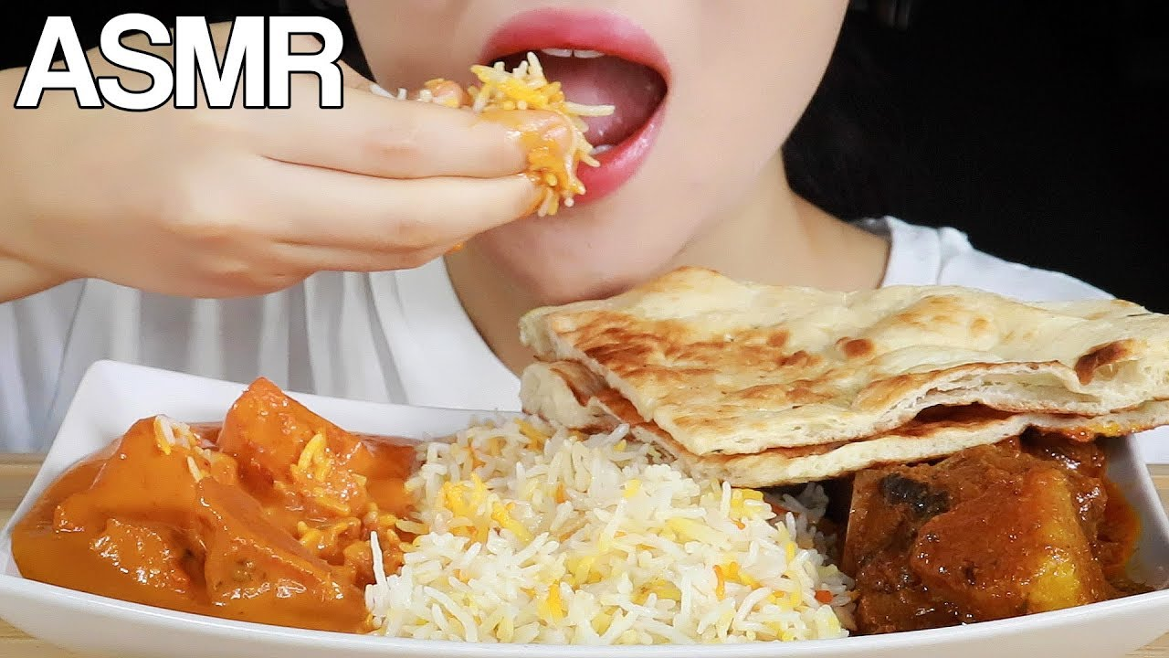 Asmr Indian Food Chicken Tikka Masala Goat Curry Eating Sounds Mukbang No Tallking Youtube Asmr indian food feast eating sounds biryani rice pani puri samosa butter chicken asmr phan. asmr indian food chicken tikka masala goat curry eating sounds mukbang no tallking