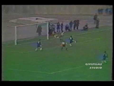 Dinamo Tbilisi 3-0 Feyenoord Rotterdam CWC 1981 - First Half