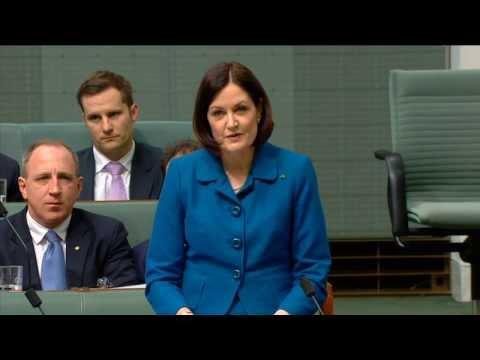 Sarah Henderson MP First Speech