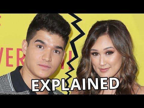 LaurDIY & Alex Wassabi BREAKUP Explained!