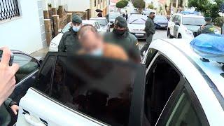La UCO vuelve a registrar el domicilio del presunto asesino de Manuela Chavero