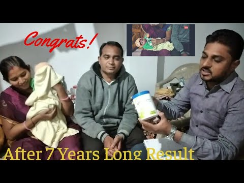 Pregnancy Result after 7 Years Long time Naturamore |#Strobrary|#Men's wellness