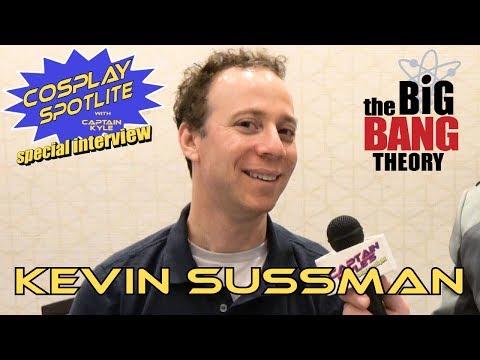 Kevin Sussman The Big Bang Theory  Cosplay Spotlite Special