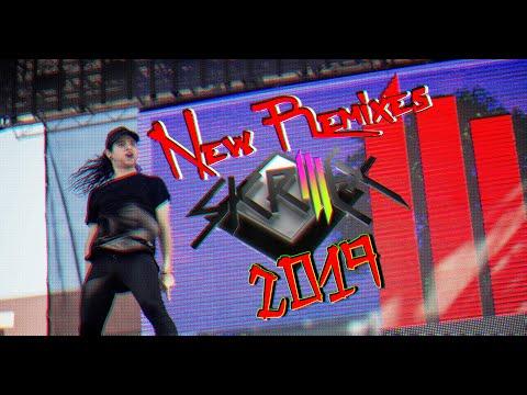 New Songs Skrillex L    2019   Best Skrillex Mix   Trap And Dubstep