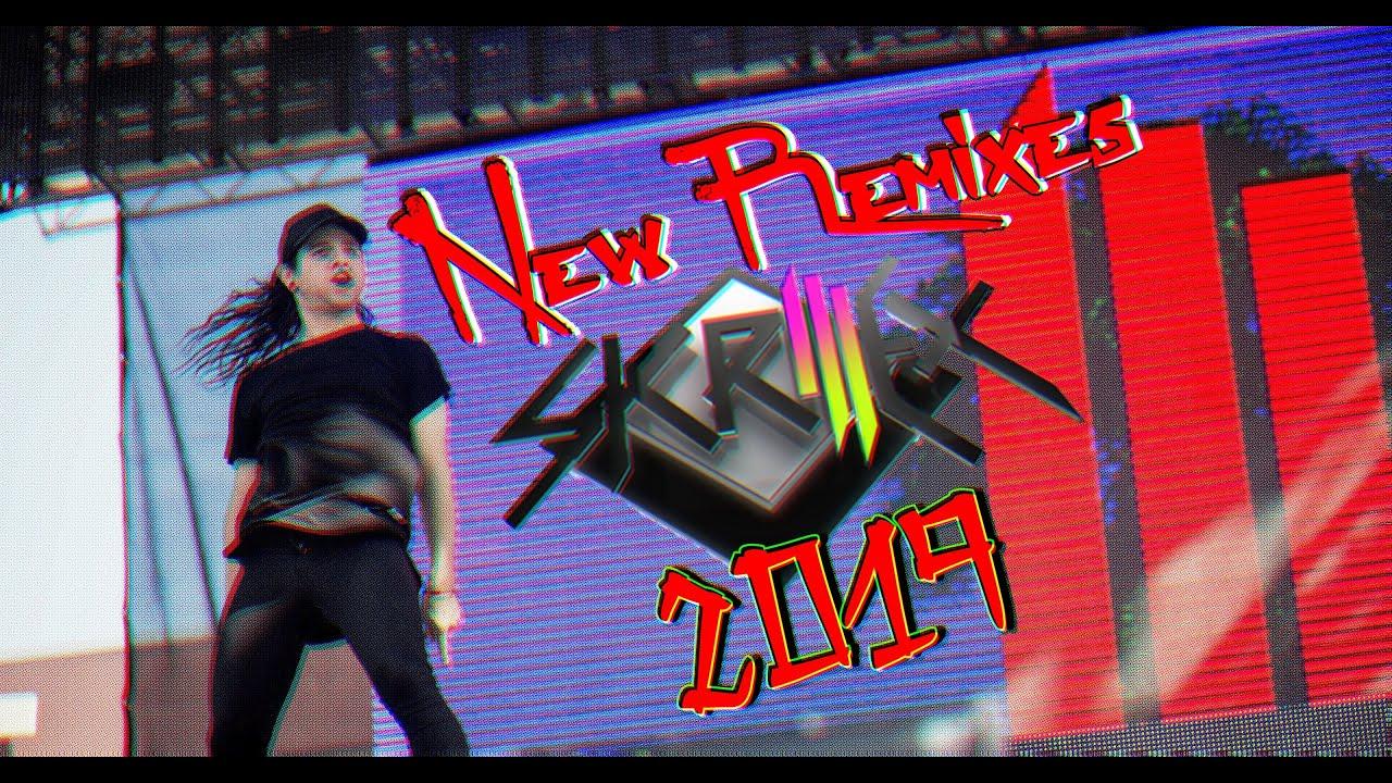 New Songs Skrillex l|| 2019 | Best Skrillex Mix - Trap and Dubstep