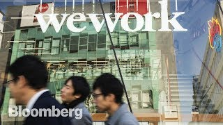 WeWork Wants More of Your Life