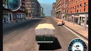 Mafia - Extrémní jízda - Rychlost nad 34 mp/h