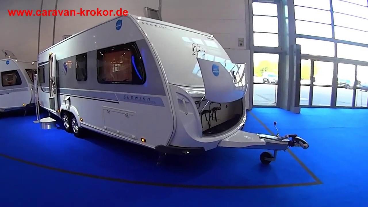 KNAUS Südwind 700 EU SILVER SELECTION 2017 - YouTube
