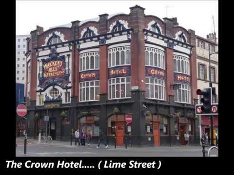 Liverpool City Centre Pubs 2015....