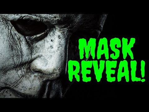 HALLOWEEN 2018 UPDATE! MICHAEL MYERS MASK REVEAL! TEASER POSTER!