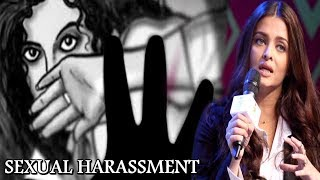 Aishwarya Rai OPENS Up About SEXUAL HARASSMENT & Its EXISTENCE In Industries | Must Watch