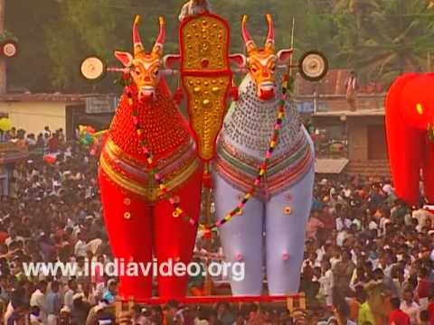 Kettukazhcha at Nooranad, Alappuzha