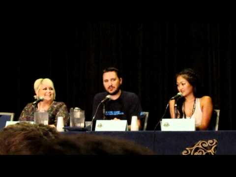 Wil, Amy and Robin on how they got on Guild