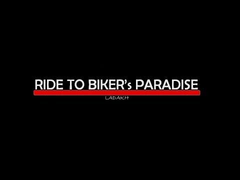 Ride to Bikers Paradise (Ladakh)