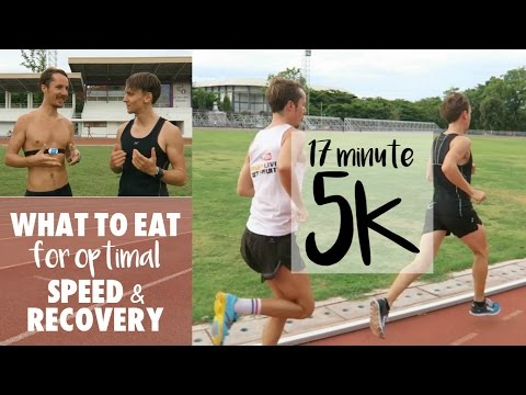 What to Eat to Run Your Fastest 5K & Recover Optimally with Ted Carr