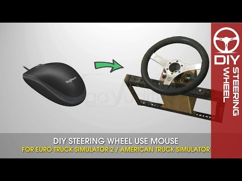 Diy Steering Wheel Pc Mouse Golectures Online Lectures