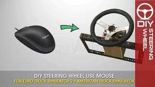DIY Steering Wheel PC - Mouse