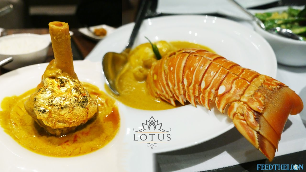 Lotus (Indian Fine Dining) - Leicester Square
