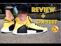 Campout For Pharrell Williams 39 Human Race 39 NMD Unboxing Amp On Feet Cinematic mp3