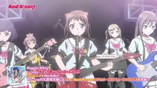 Poppin'Party - Yes! BanG_Dream!