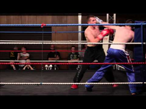 Charlie Ward V Evan walker PMA Fight Night 2011