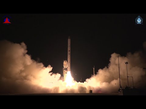 Israel Launches Spy Satellite atop Shavit Rocket